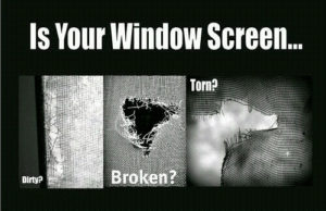 screen door repair